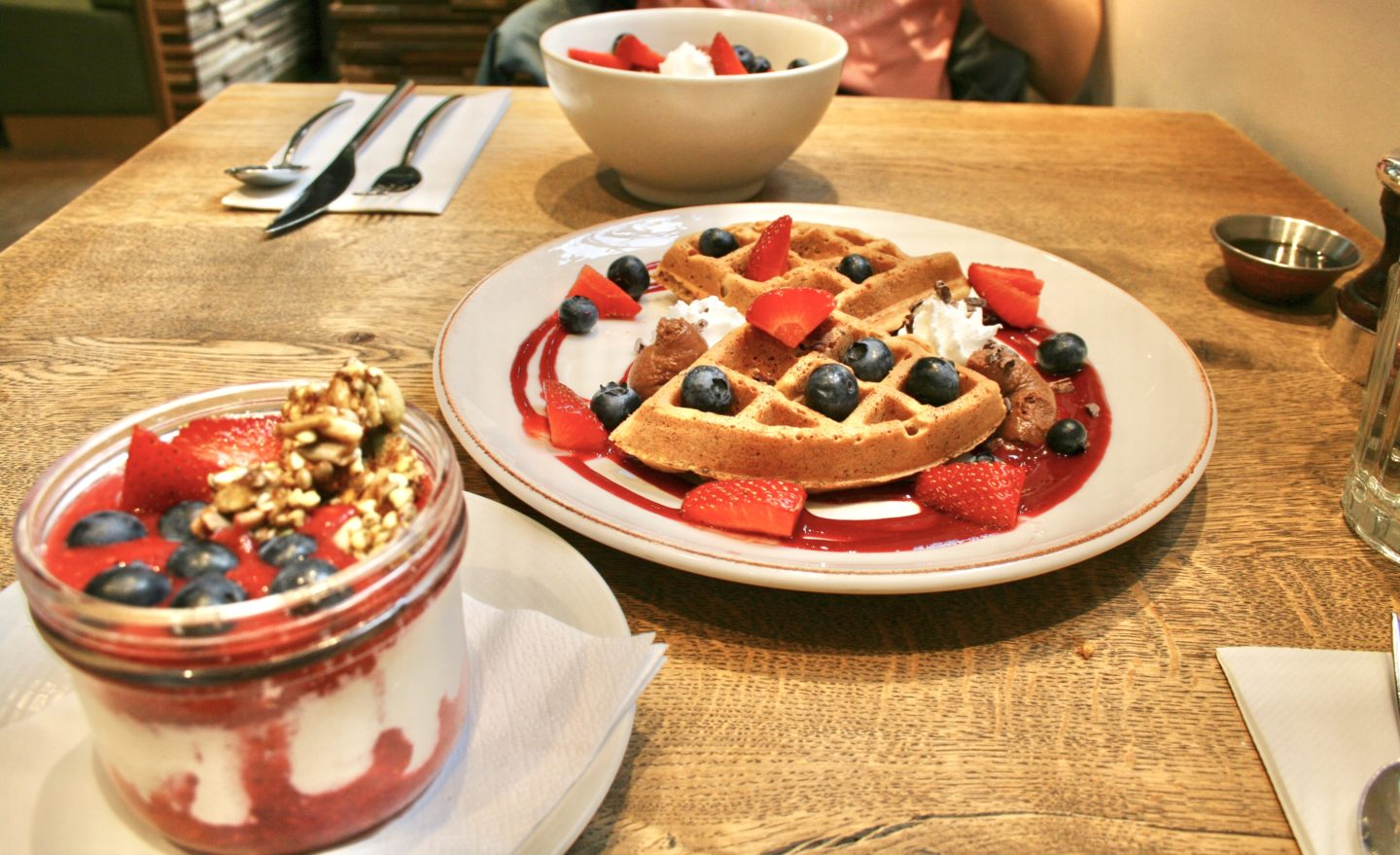 COME EAT HEALTHY WITH ME #3: FARMACY, NOTTING HILL